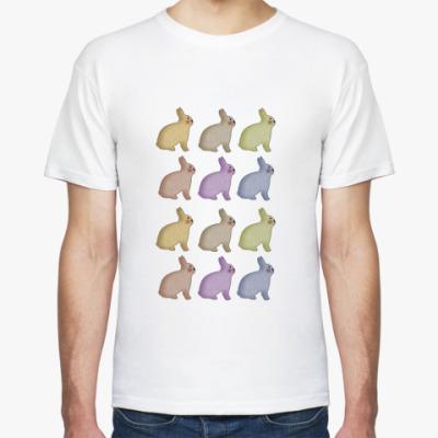 Футболка Кролики