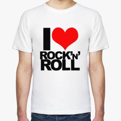 Футболка Rock'n'roll