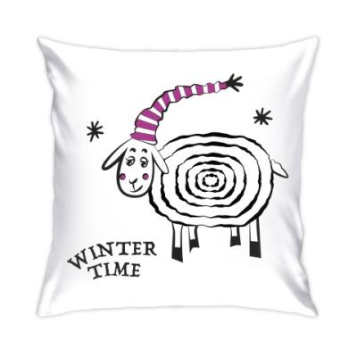 Подушка Winter Time