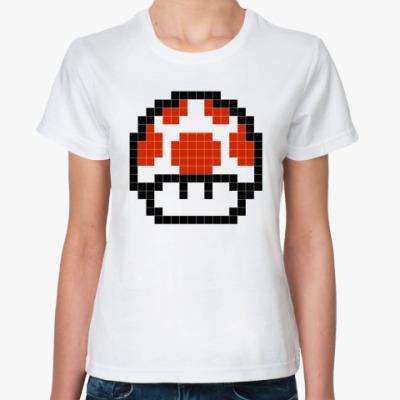 Классическая футболка 'Грибок'