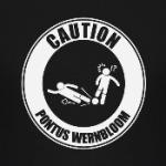 Caution! Pontus Wernbloom