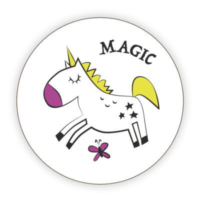 Костер (подставка под кружку) Magic