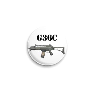 Значок 25мм G36C