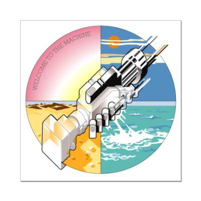 Наклейка (стикер) Pink Floyd