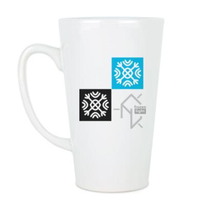 Чашка Латте ребус