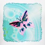 Бабочка и фрактал