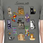 Научные коты. Магнитное поле