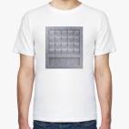 Классическая футболка Забор ПО-2