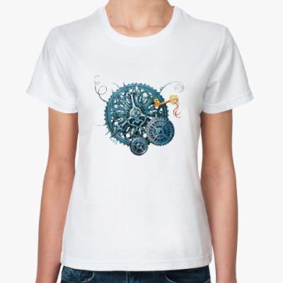 Классическая футболка ЧАСОДЕИ