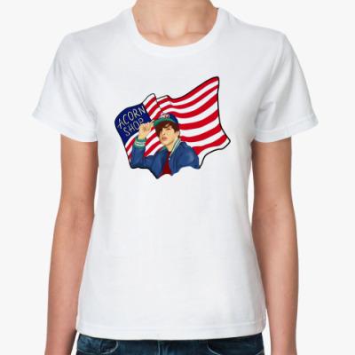 Классическая футболка USA