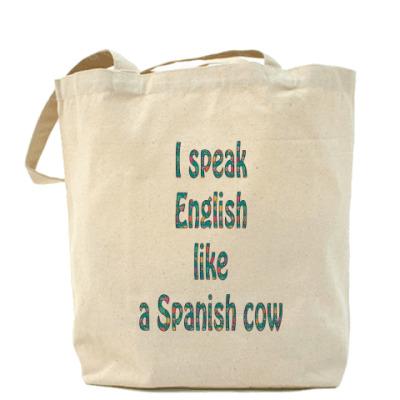 Сумка Speaking English