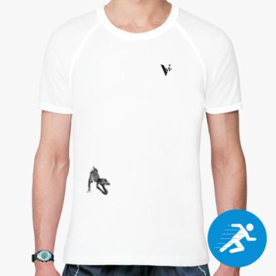 Спортивная футболка Velvet Pin - Dino Sport
