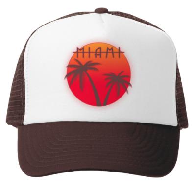 Кепка-тракер 'Miami'