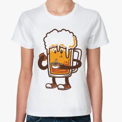 Классическая футболка Пиво