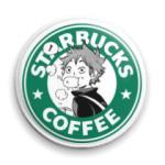 Haikyuu!! Волейбол!! Хината Starbucks