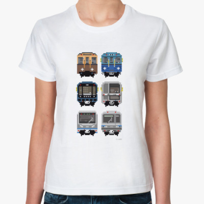 Классическая футболка  «Депо»