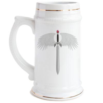 Пивная кружка Оружие