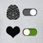 Мозги и сердце