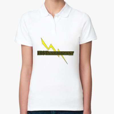 Женская рубашка поло EBS Entertaimment
