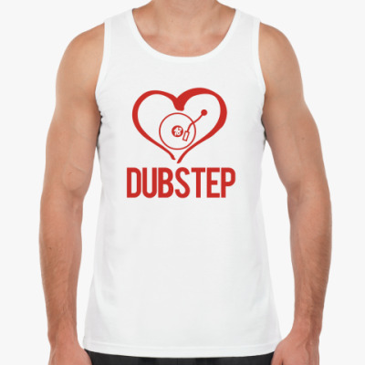 Майка I love DubStep