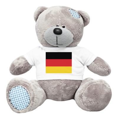 Плюшевый мишка Тедди Deutscher Fußball-Bund