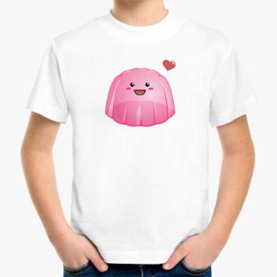 Детская футболка Желе