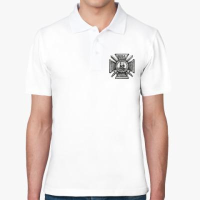 Рубашка поло Крест Бакланова