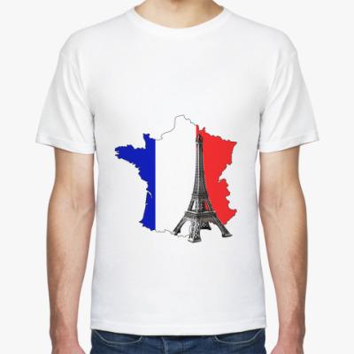 Футболка Франция