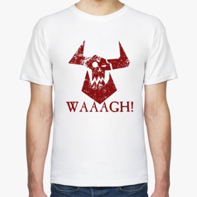 Футболка Waaagh!