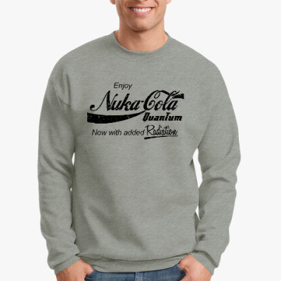 Свитшот Nuka Cola