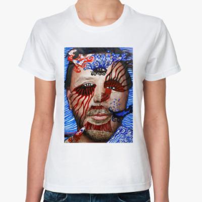 Классическая футболка NEPTO MIKI