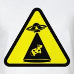 футболка UFO COW