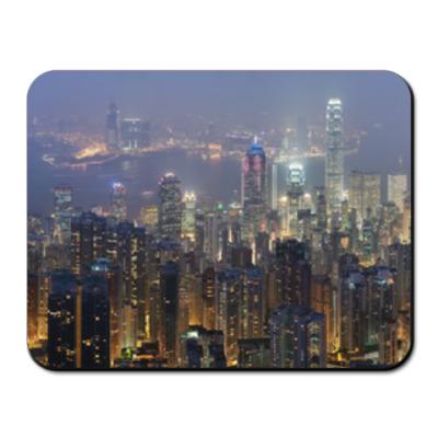 Коврик для мыши Гонконг
