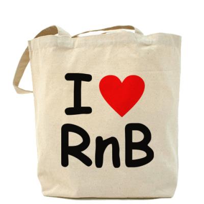 Сумка I love Rnb