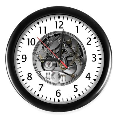 Настенные часы Механоид