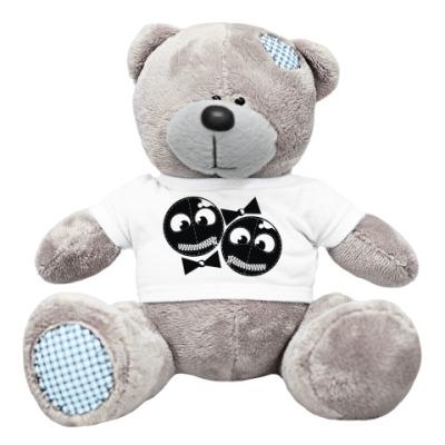 Плюшевый мишка Тедди 'Bondage' фетиш