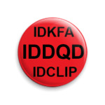 IDDQD, IDKFA, IDCLIP