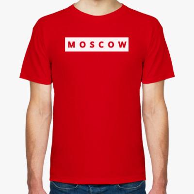 Футболка MOSCOW