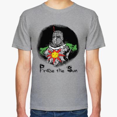 Футболка Praise the sun