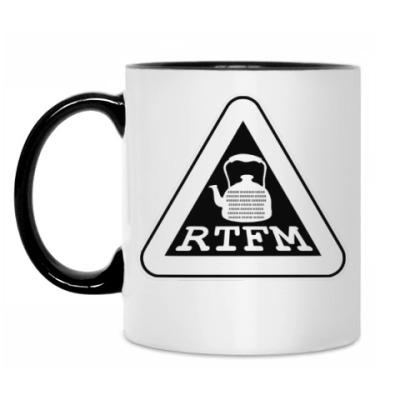 Кружка rtfm