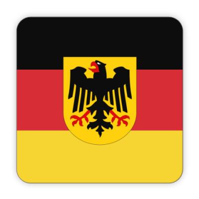 Костер (подставка под кружку) Deutschland