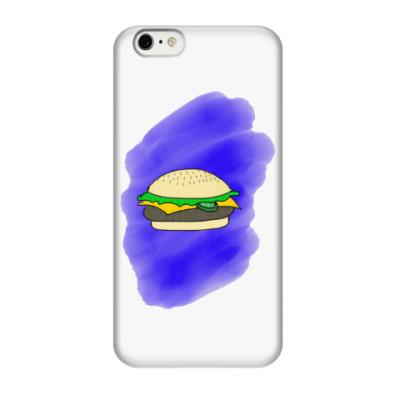 Чехол для iPhone 6/6s Гамбургер