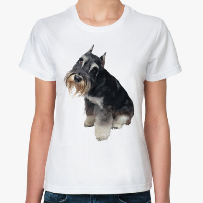 Классическая футболка  doggy