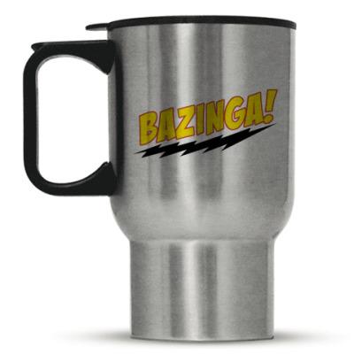 Кружка-термос Bazinga