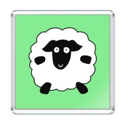Магнит Sheep