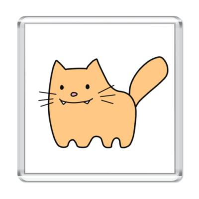 Магнит Cat