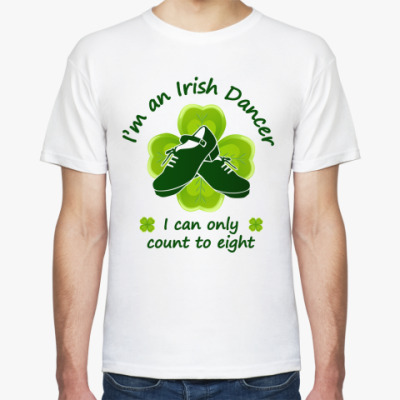 Irish dancer can count to 8