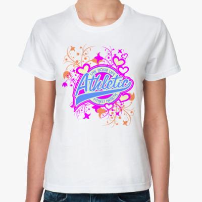 Классическая футболка Athletic