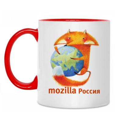Кружка Кружка Mozilla.Rus