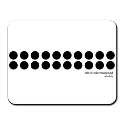 Коврик для мыши Black Hole Mousepad
